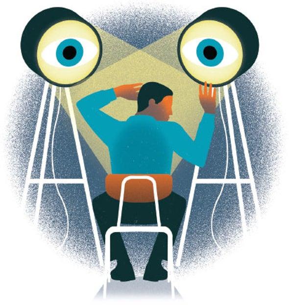 Eye Contact: How Long Is Too Long?