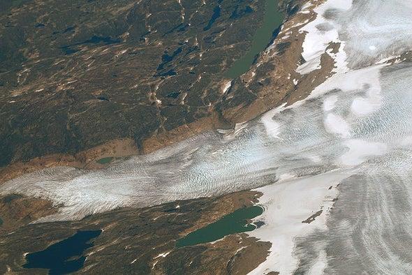 Greenland Experiences Sudden Onset of Melt Season