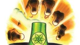 Chernobyl Didn't Kill Nuclear Power