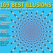 169 Best Illusions--A Sampling