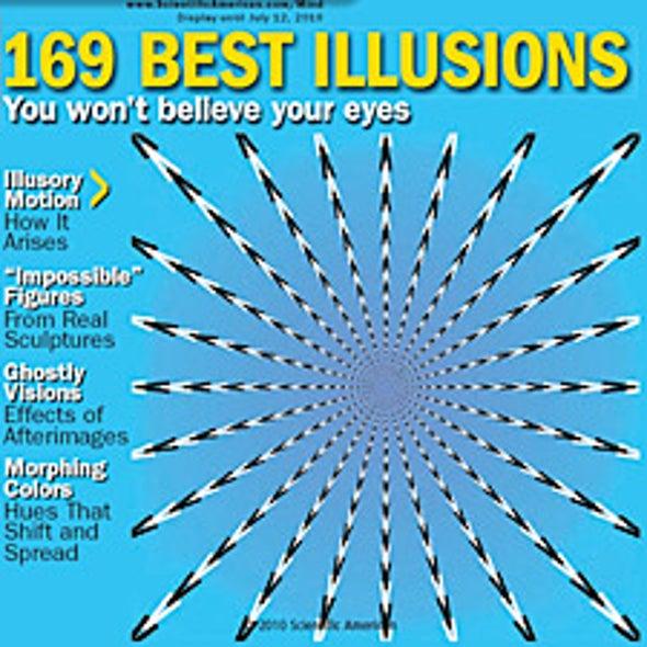 169 best illusions a sampling scientific american