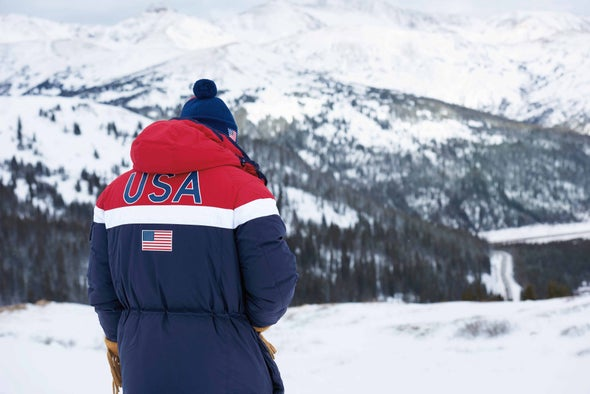 Olympic Clothing Designers Try to Beat the Cold with Technology