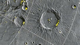 New Evidence Shows that Mercury, the Planet Closest to the Sun, Is Icy