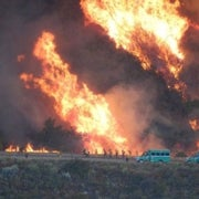 Historic Drought Sets Texas Ablaze and May Last into Summer