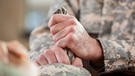 A Blood Test Might One Day Mass Screen Military Personnel for PTSD