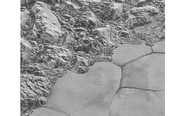Pluto Has Dunes, but They're Not Made of Sand