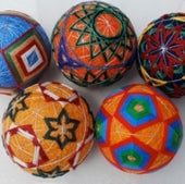 Truncated Temari.