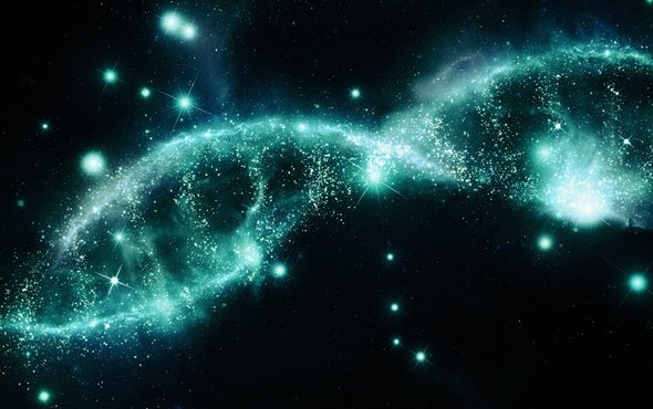 """Alien"" DNA Makes Proteins in Living Cells for The First Time"
