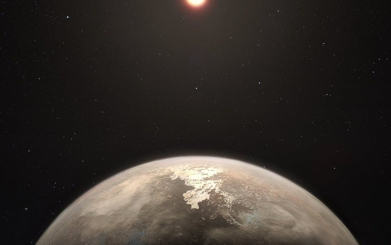Planet hunters discover Earth-like world that could sustain life
