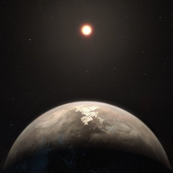 New Planet on the Block May Be Habitable