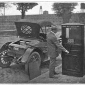 Gasoline Pump: