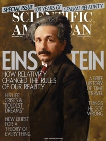 Scientific American Volume 313, Issue 3