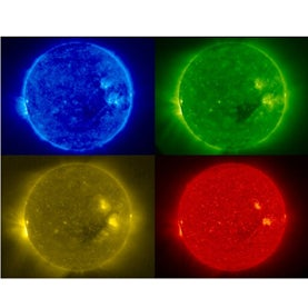 aliens, extraterrestrial life, sun, wavelengths