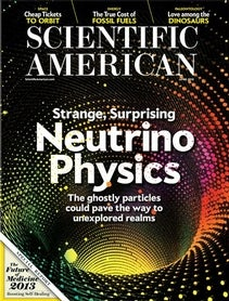 Scientific American Volume 308, Issue 4