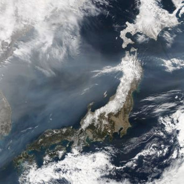 How Far from Fukushima Will Fallout Pose a Health Risk?