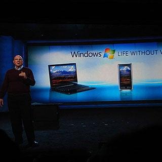Microsoft's Ballmer Headlines CES Keynotes [Slide Show]