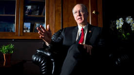 A Conversation with One of the Few Scientists in Congress