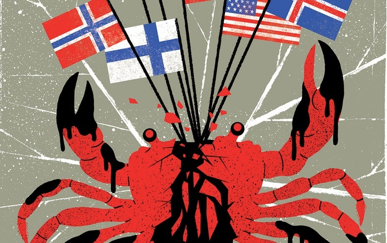 Without a Treaty to Share the Arctic, Greedy Countries Will Destroy It
