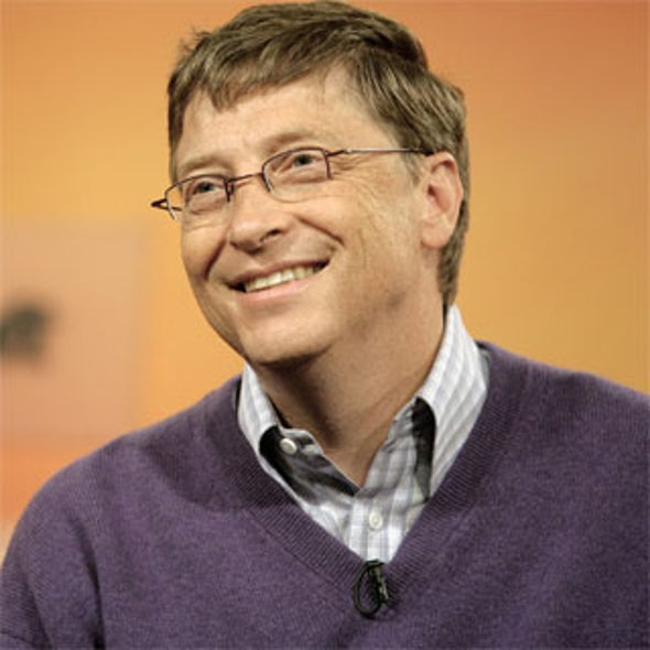Bill Gates Cleans Out His Desk After 30 Years of Innovation