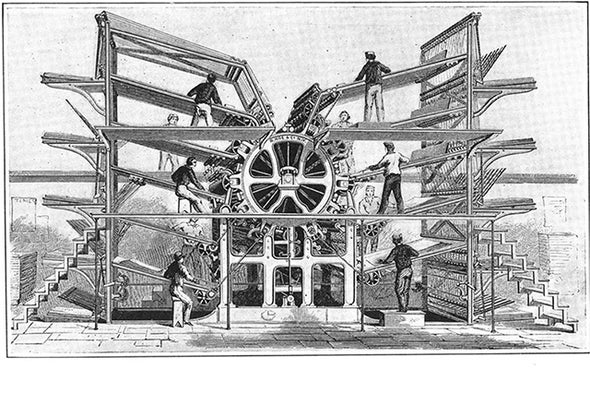 Inventions: 70 Years That Changed the World, 1845–1915