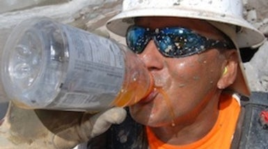 How to Protect Outdoor Workers (and yourself) from Heat Stroke