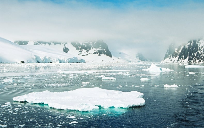 Antarctic CO2 levels highest in 4 million years: Is that a problem?