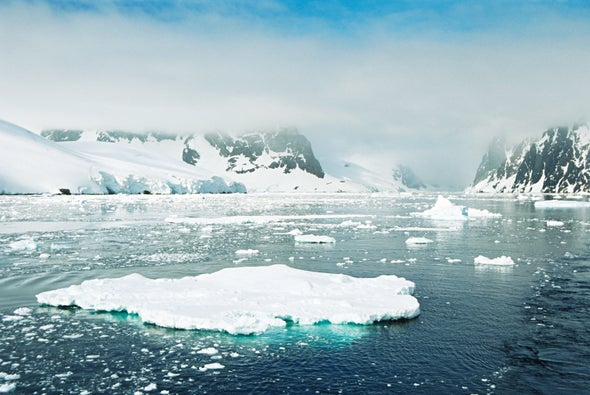 Antarctic CO2 Hit 400 PPM for First Time in 4 Million Years