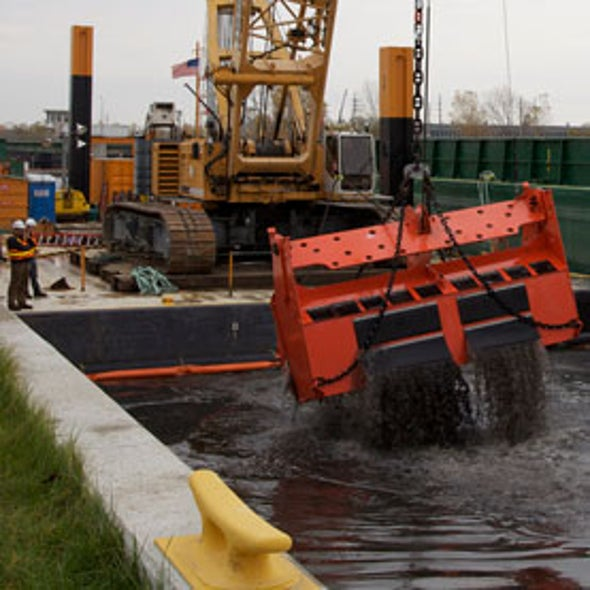Dredging Could Unleash PCBs in Indiana Community