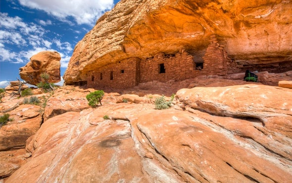 Trump Poised to Shrink Two National Monuments