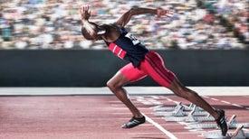 How Elite Sprinters Run So Fast [Video]