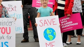 Kids' Climate Change Case to Go to Trial