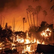 Living on the Edge: Wildfires Pose a Growing Risk to Homes Built Near Wilderness Areas