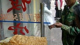 China Sacks Plastic Bags
