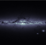 Stellar Effort: Chart of Milky Way Includes More Than One Billion Stars