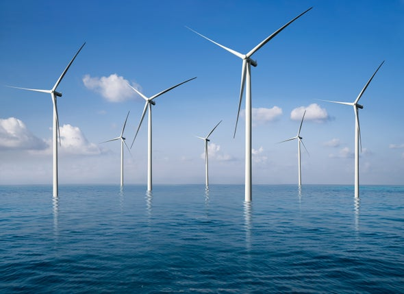Longer Turbine Blades Have Slashed Wind Energy Costs