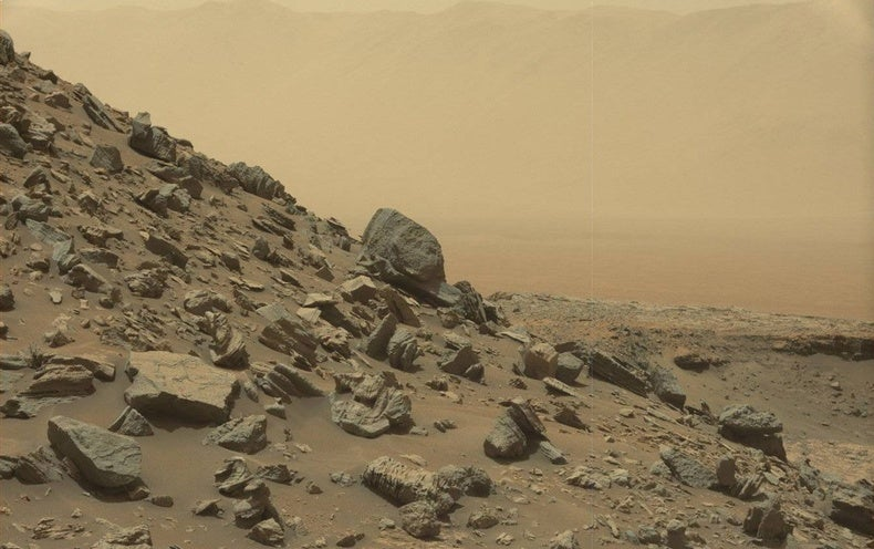 Ancient Mars Could Have Harbored Life for a Long, Long Time