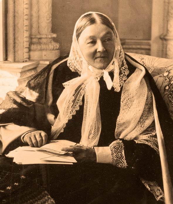 What Florence Nightingale Can Teach Us about Architecture and Health