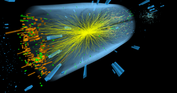 Particle Physicists Turn to AI to Cope with CERN's Collision Deluge