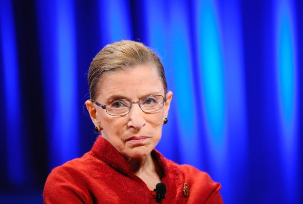 How Justice Ginsburg's Death Could Affect Future Climate Rulings