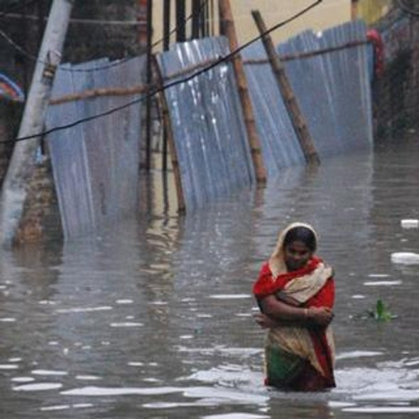 Climate Change Makes Refugees in Bangladesh