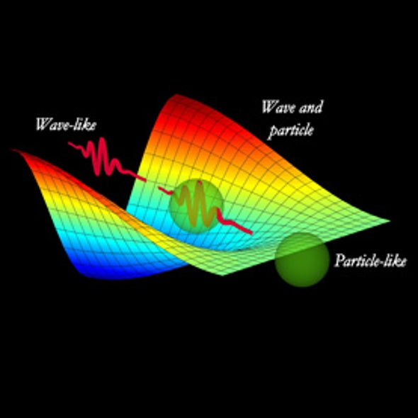 Quantum Flip-Floppers: Photon Findings Add to Mystery of Wave-Particle Duality