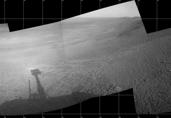 With Mars Dust Storm Clearing, Opportunity Rover Could Finally Wake Up