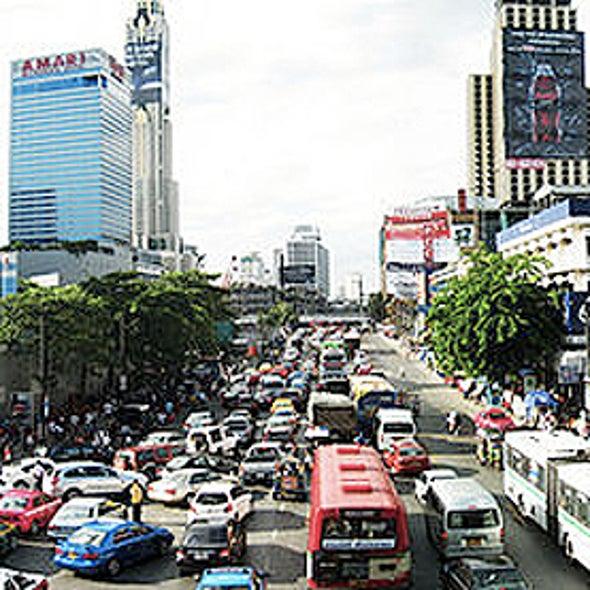 International Coalition Seeks Standard Way to Track Urban Emissions