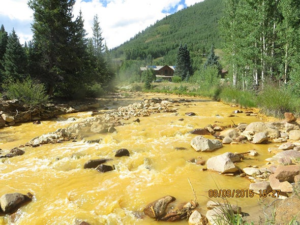 Colorado Mine Spill Aftermath: How to Clean a River