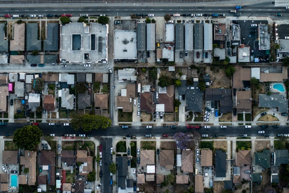 "Past Racist ""Redlining"" Practices Increased Climate Burden on Minority Neighborhoods"