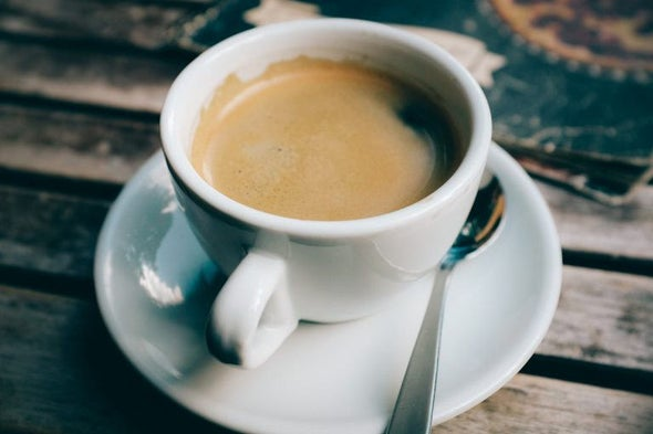 Brewing a Great Cup of Coffee Depends on Chemistry and Physics