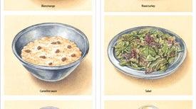 The Origin of the Modern Western Diet