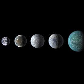 The Wheels Come Off Kepler Planet-Finding Mission