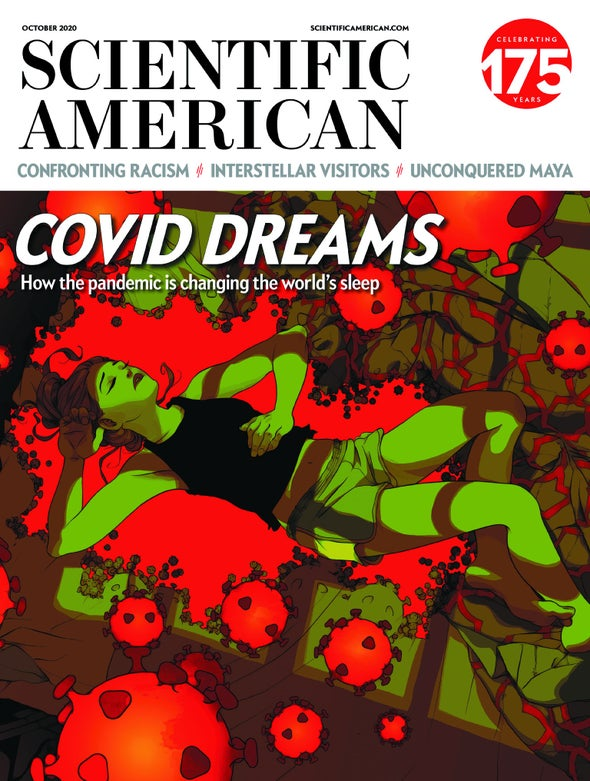 Readers Respond to the October 2020 Issue