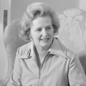 """""""Iron Lady"""" Took Strong Stance on Climate Change"""